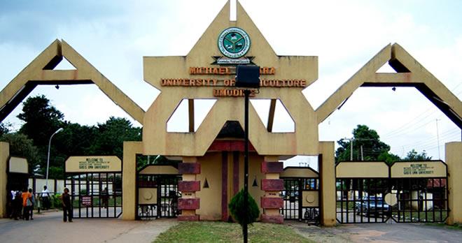 Michael Okpara University Admission List