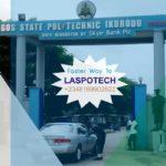 Laspotech ND Admission List