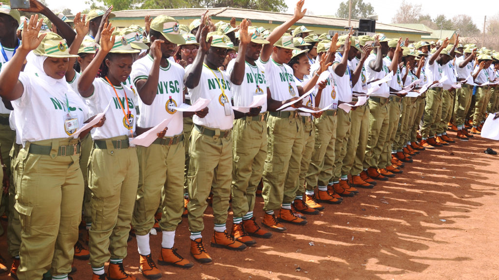 All NYSC Allowance For All States In Nigeria