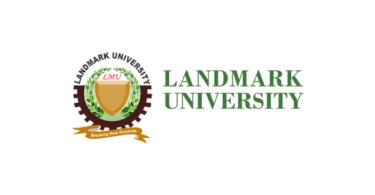 landmark university courses
